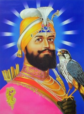 Guru Gobind Singh Ji   short biography