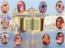 10 Gurus of Sikh Tradition