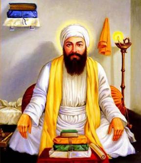 Guru Angad Dev (1504-1552)
