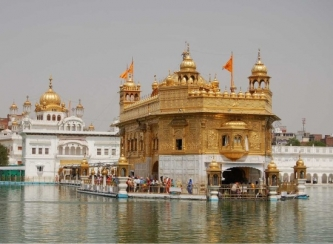 Golden Temple & Amritsar   History &Meaning   Index