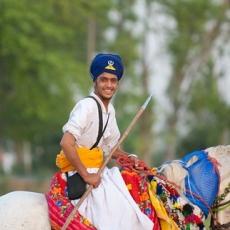Concept of Chaṛhdī Kalā in Sikhi